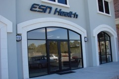 ESN Health front sideview