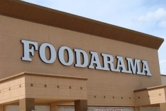 Foodarama closeup