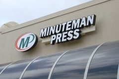 Minuteman Press sideview