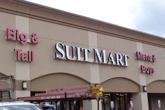Suite Mart side view