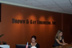 Brown & Gay