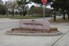 crabtree dental at angle