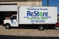 Habitat for Humanity cargo truck 1