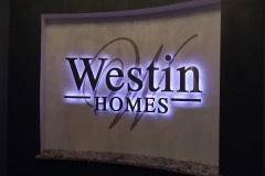 Westin Homes closeup
